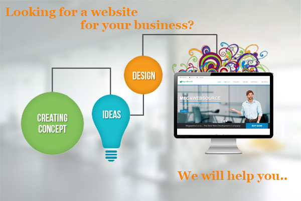 Need a website ? we will help you make it