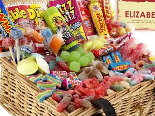 Retro Sweets Shop is an online portal