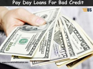 Loans for people with bad credit   Instant credit loans US