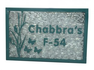 Buy Designer Nameplates Online in Noida Delhi