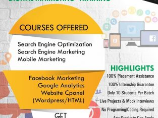 Best Digital Marketing Training Institute at Ranchi