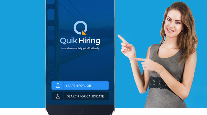 Search for Jobs at QuikHiring
