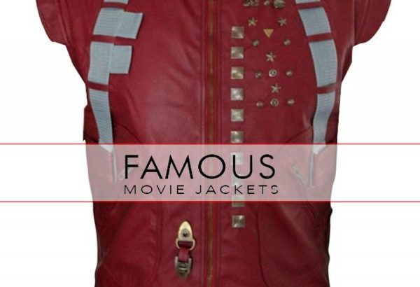 Chris Pratt Guardians Of The Galaxy Leather Vest
