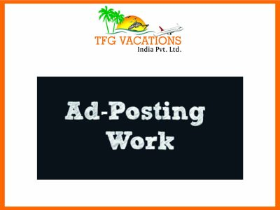 Online Part – Time Home Based Work