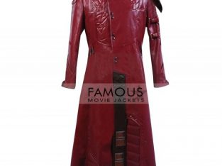 Guardians Of The Galaxy Star-Lord Cosplay Costume Coat