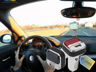 Car GPS Charger Device VCT