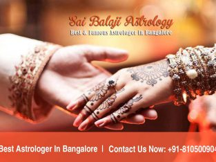 No.1 Astrologer in Bangalore | Genuine Astrologer – Srisaibalajiastrocenter