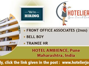 upload your cv here to get a dream job in hospitality industry-elierjobz.com