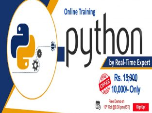 Python Online Training in USA – NareshIT