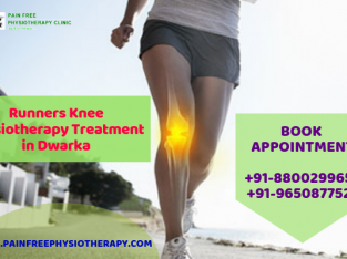 Runners Knee Physiotherapy Treatment in Dwarka