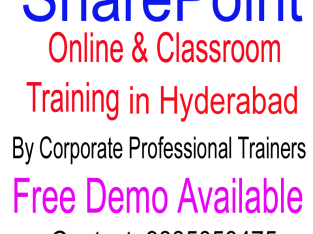 SharePoint Online Training With Real-Time
