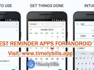 Best Bill Reminder Apps For Android – Timelibills.app