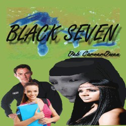 Release of Science Fiction Novel – Black Seven