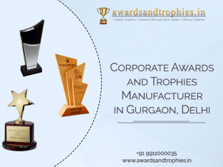 Corporate Awards and Trophies Manufacturer in Guragon, Delhi