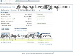 GET HACKED WESTERN UNION BANK TRANSFER ACCOUNT