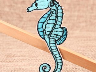 Custom Made Patches | Seahorse Custom Made Patches | GS-JJ.com ™