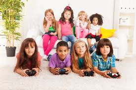 Girls Games For Kids