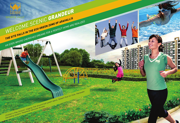HCBS Sports Ville Sohna Affordable Housing, Sports Ville Sector 35 Sohna-9266055508