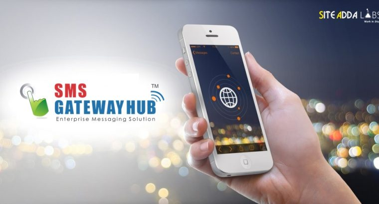 BULK SMS SERVICE IN ALL OVER INDIA SMS GATEWAY HUB