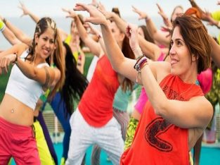 Zumba Dance Classes in Faridabad – Rann Abhyasa