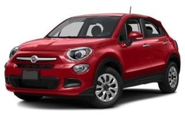 2018 FIAT 500X | Used Cars Online