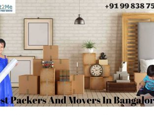 Packers and movers Bangalore local shifting