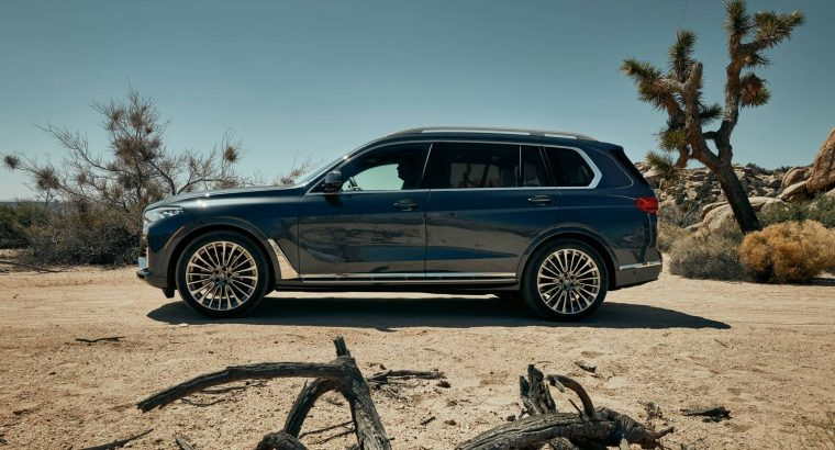 2019 BMW X7 Trims, Review, Price | Cars Online