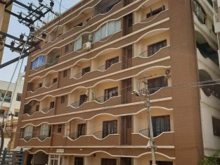 3000 sq ft 2 nos 3 BHK – with 8 balconies 1.2 cr negotiable