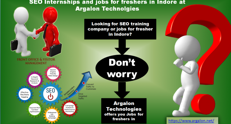Argalon Technologies- Best SEO Training Company In Indore