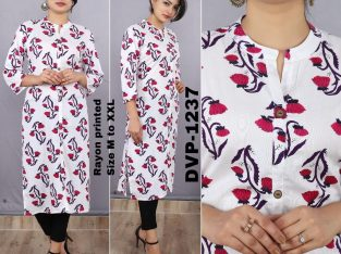 20% off All Cotton Kurtis only on Drapdaily