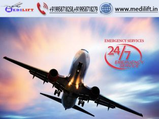 Pick Reliable Air Ambulance Services in Hyderabad with ICU Setup