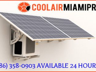 Keep AC Active from Solar AC Repair Miami