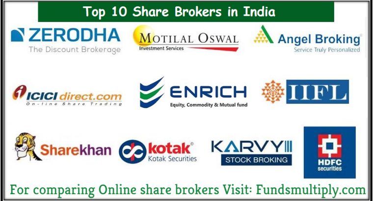 Compare share brokers brokerage firms