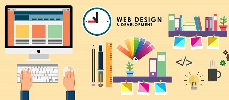 Website Re-Design Services | Avail Now with exciting Pricing Packages