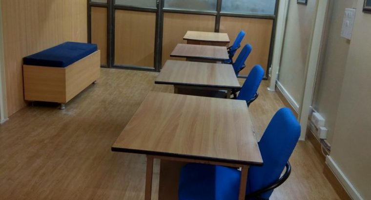 Well furnished Office available to be given on Rent in Malad West
