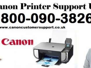 Canon Printer Help Number 0800-090-3826 Canon Printer Support UK