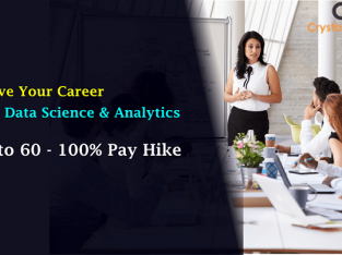 Get 20% Off on Data Science Training Course