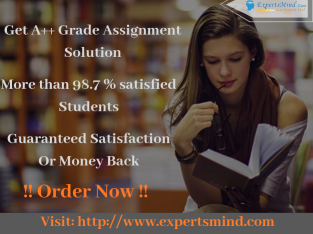 Get Instant Solution For Your University Assignments!