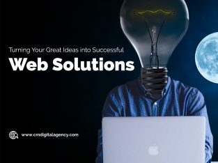 Are You Looking For Web Solutions For Your Business?