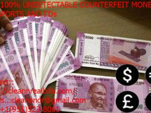 Best place to buy High Quality Undetectable Counterfeit Banknotes