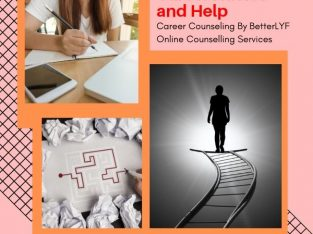Career Counseling By BetterLYF Online Counselling Services