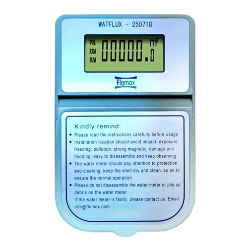 Digital Water Meters | Watflux