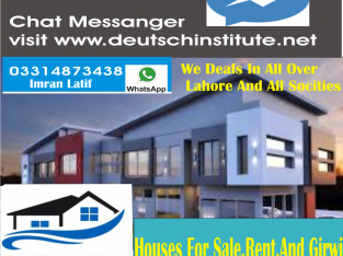 Best Luxury Homes For Sale & Rent in Defense 03314873438