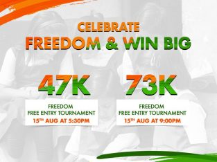 Baazi Freedom Series to Run For A Noble Cause