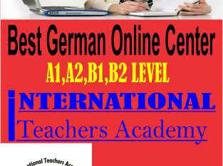 Get Online Tutor For German Class A1 & B2 Level in Peshawar 03314873438