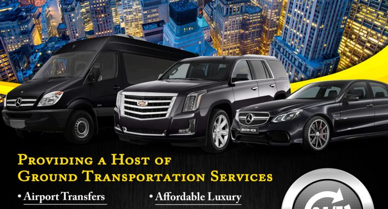 LuxRyde: LIMO Service