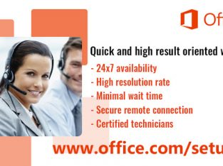 office.com/setup – Activate Office Setup on your device