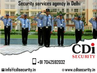 Security Services Agency in delhi