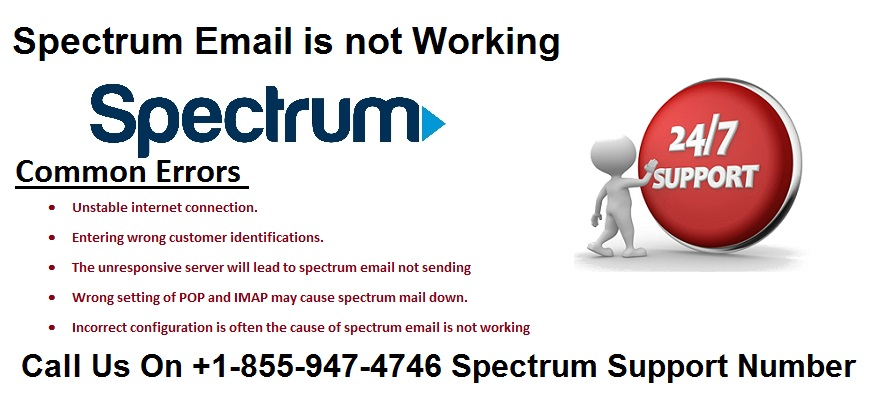 Looking for tech expert for Spectrum email dial at +1-855-947-4746 customer support