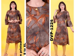 TOP 5 TRENDY KURTIS ONLINE ON DRAPDAILY
